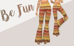 """Be Fun Pants   sims 4Cleaning out my closet I found two tacky pair of these, which I bought back in.. 2012 ? And let's just say, they were a HUGE trend back then. """"Every"""" girl had them. So now it's..."""