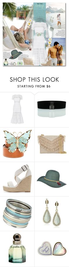 """Be the change..."" by nannerl27forever on Polyvore featuring self-portrait, Paul & Joe, Cynthia Rowley, Charlotte Russe, Scala, Oasis, Karen Kane and Balenciaga"
