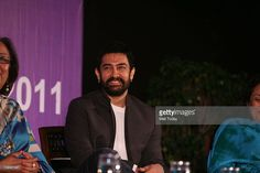 Aamir Khan during the launch of the book 'Impressions' written by BJP leader Najma Heptullah in New Delhi on Monday.