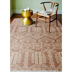 """Bashian Rugs Artifact Hand-Knotted Rust Area Rug Rug Size: Runner 2'6"""" x 8'"""