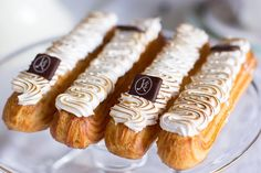 Celebrate #NationalFrenchDay with our new Buy 1 Get 1 (BOGO) deal: Eric Kayser - multiple branches  Buy 1 Eclair (Nutella Lemon Meringue Chocolate or Salted Caramel) and get the same or another flavor for free (must pay for higher price)!  Eric Kayser # #BookyManila #BookyTwinning  View its exact locations on our app!  Tag your BOGO buddies
