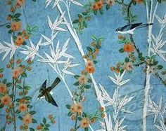 chinoiserie wallpaper panels - Google Search