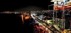 ACAPULCO VIEW AT NIGHT