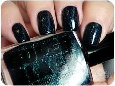 Super Black Lacquers Becky