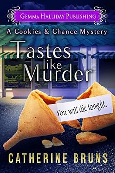 Tastes Like Murder (Cookies & Chance Mysteries Book 1) by Catherine Bruns http://www.amazon.com/dp/B014PON9K4/ref=cm_sw_r_pi_dp_Y5rNwb16DP5WQ