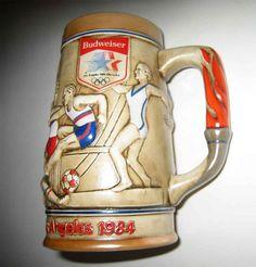 Budweiser Beer Steins | Vintage Budweiser Beer Stein | Flickr - Photo Sharing!