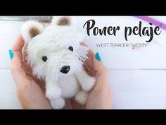 Perritos amigurumi tutorial - YouTube