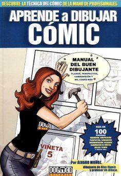 Aprende a dibujar cómics 0 - lmv01