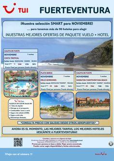 ¡Nuestra selección SMART a Fuerteventura. Noviembre. 7 noches. Vuelo+Hotel. Precio desde 546€ ultimo minuto - http://zocotours.com/nuestra-seleccion-smart-a-fuerteventura-noviembre-7-noches-vuelohotel-precio-desde-546e-ultimo-minuto/