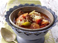 Suppen - allerlei Spitzen-Rezepte - marokkanische-gemuesesuppe