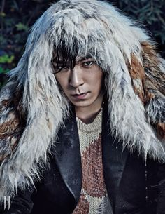 """W Korea"" unveils additional images from BIGBANG's pictorial"