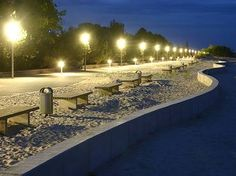 Pärnu beach in the evening #COLOURFULESTONIA #VISITESTONIA