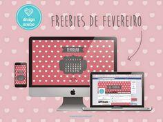 Freebie: mês de fevereiro