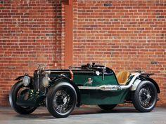 #MG K3 Magnette 1932–34