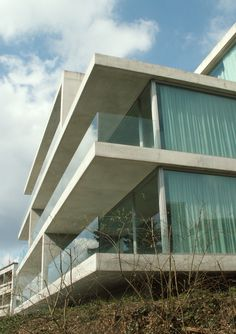 Apartment building Forsterstrasse by CHRISTIAN KEREZ