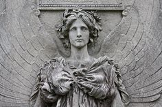 Angel Cemetery Monuments | angel monument at sleepy hollow cemetery this is my favorite monument ...