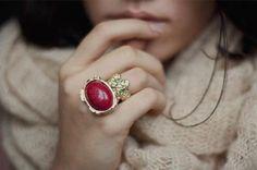 Arty ring ♥