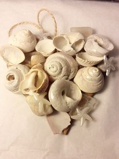 Sell Love Heart HeartShell Heart Scottish by DaisysDriftwood