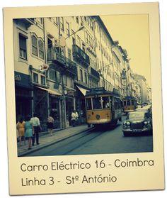 Coimbra Tram; 1970