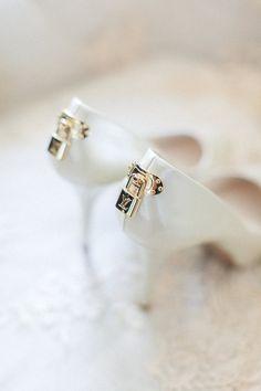 White Louis Vuitton, Bridal Shoes, Bridal Accessories, Luxury Wedding, Wedding Blog, Wedding Planning, Wedding Inspiration, Stud Earrings, Elegant