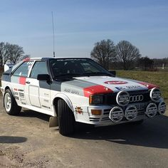 #thiele_rallye_team #audi #quattro #gruppe4 #urquattro #rallye #rally #race #racing #audigram #audiclassic #turbo #audisport #motorsport #classic #classicrallyecar #audisport #rennsport #rallyesport #historic #historiccar #5cylinder #justaudipics #rallyeislife #racingislife #everythingelseiswaiting