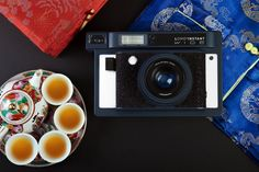 The Perfect Office - Lomo'Instant Wide Camera, Loupedeck Lightroom Console and Office Ideas!