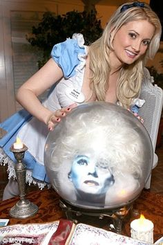 Holly Madison. Wizard of Oz programming.