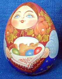 Russian Easter Collectible