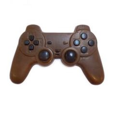A chocolate Video Game Controller! Valentines day gift for him aka gamers! Valentines Ideas For Him, Be My Valentine, Valentine Day Gifts, Chocolate Videos, Chocolate Gifts, White Chocolate, Gamer Gifts, Sweet Nothings, Cool Gifts