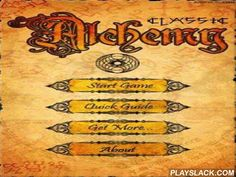 Alchemy Classic  Android Game - playslack.com , The content of the game Alchemy Classic is that initially you are given a competing  tract, notably the top and the four basal components: fire, water, earth and air. You can get something brand-new having  the components. For instance, fire + earth = stone, fire + stone = metal, air + water = aerosol. The game has 238 components altogether. Your work is to make them all. Evolve from microorganisms to vertebrate. The game possesses a varied set…