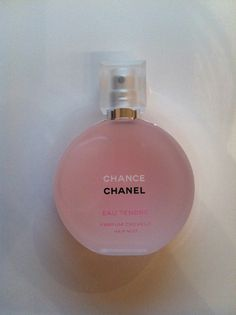 Our Beauty Director's pick of the week: Chanel Chance Eau Tendre