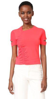 JASON WU . #jasonwu #cloth #dress #top #shirt #sweater #skirt #beachwear #activewear