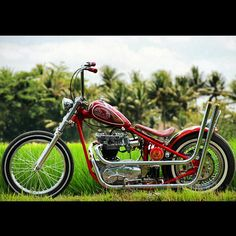 Triumph - Promoted by Old Southern Souls Triumph Chopper, Bobber Bikes, Bobber Motorcycle, Triumph Motorcycles, Custom Bobber, Custom Choppers, Custom Harleys, Custom Bikes, Harley Dyna