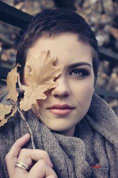 """Laura: Winter Eye"" - Model: Laura Hartley MUA: Elly Liana"