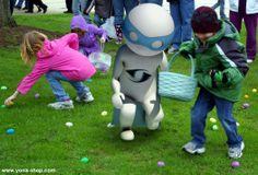 Pour le jour de Pâques, tout le monde est à la recherche des œufs en chocolat, Super Yonis n'y échappe pas aussi. Yonis-Shop.com