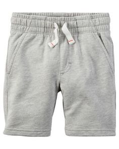 NWT BABY GAP BOYS SHORTS pull-on terry athletic stripes  u pick size