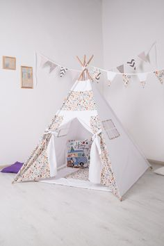 Hey, I found this really awesome Etsy listing at https://www.etsy.com/listing/236806806/free-shipping-childrens-teepee-playtent