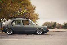 VW Mk1 4dr //MisterBarry i wish I still had my mk1 4dr