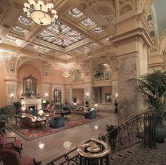 Take a photo tour of the historic Hermitage Hotel. #SeeStarsTN #tnvacation