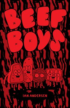 Beef Boys by Ian Andersen, $3
