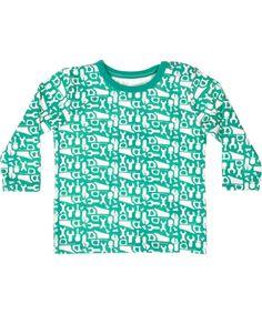 Name It leuke groene t-shirt vol met gereedschap. name-it.nl.emilea.be