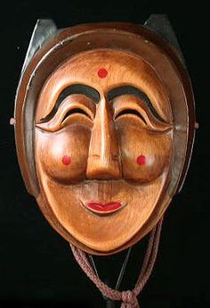http://haha.nu/beautiful/masks-from-around-the-world-2/ An on-line gallery for mask collectors and folk art lovers featuring tribal masks from Africa, India, the Himalayas, Asia, China, Korea, Java, Bali, New Guinea, Northwest Coast America, Mexico, Guatemala, the Caribbean, and Native America.: