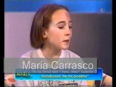 María Carrasco - Fandango y colombiana