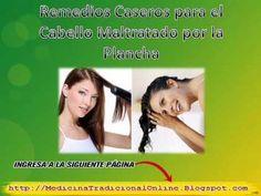 Remedios Caseros para el Cabello Maltratado por la Plancha - http://solucionparaelacne.org/blog/remedios-caseros-para-el-cabello-maltratado-por-la-plancha/