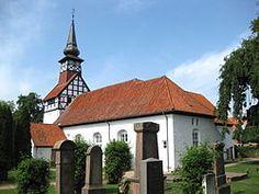 The church of Nexø where my twins were baptized