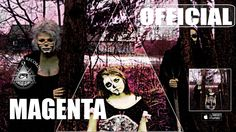 """Magenta  """"Ghost"""" (Audio Official Video) [from Songs For The Dead album]"""