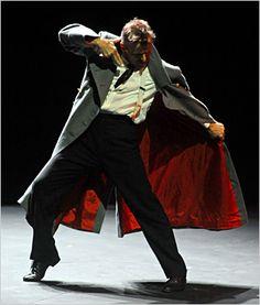 """Baryshnikov in """"In Paris,"""" 2012 (ohh.............)"""