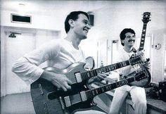 John McLaughlin & Carlos Santana