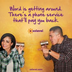 Refer 3 People in 60 days get 2 Months Free Service.....Sign up at http://www.solavei.com/candylsne08
