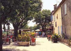 Gassin, France...